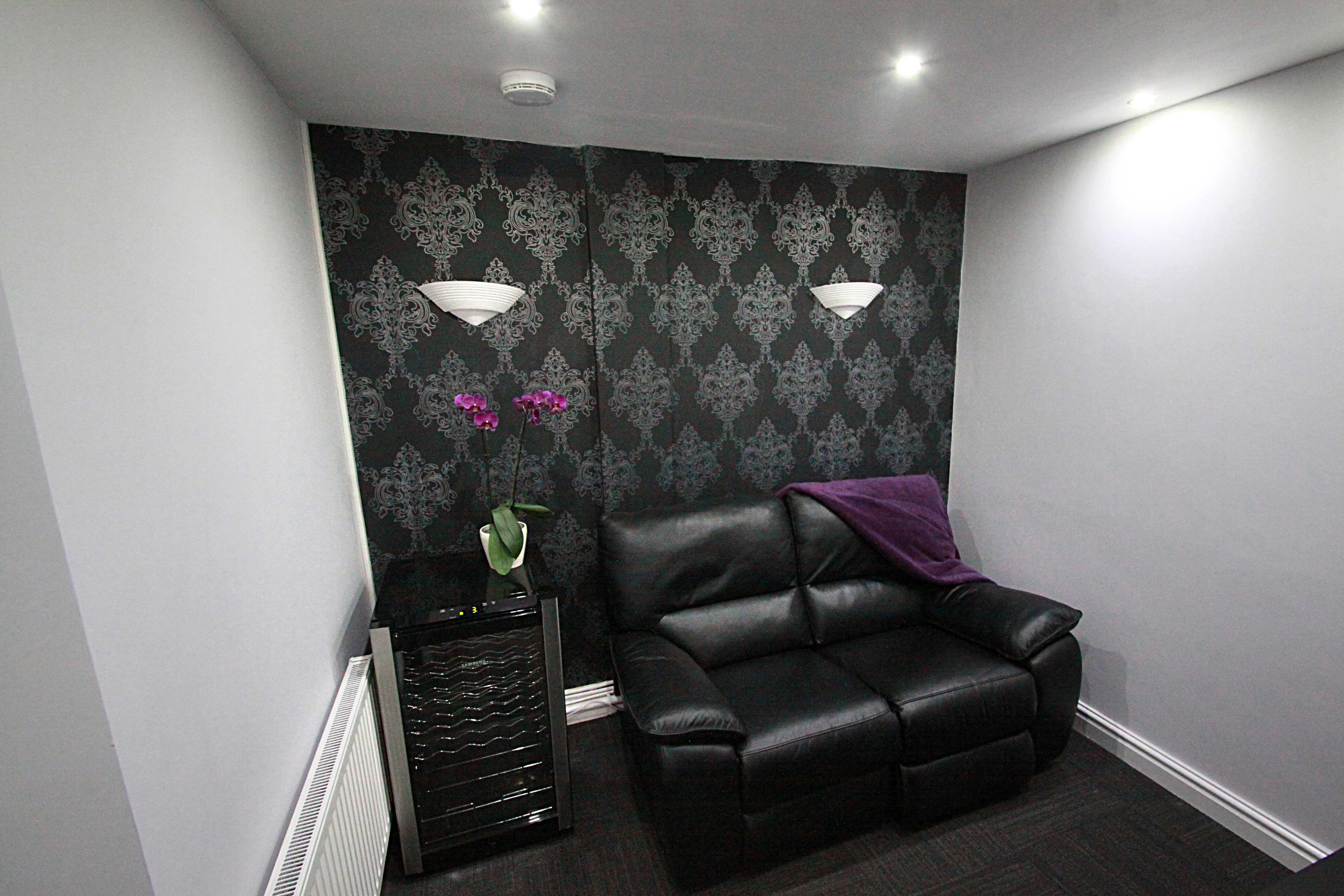 Dental Solutions Dental Implant Suite Recovery Room